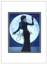 Lana Parrilla Autograph Signed Photo - Once Upon A Time